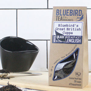 'Great British Cuppa' English Breakfast Tea Gift
