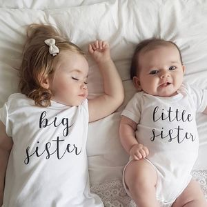 'Big Sister' T Shirt - gifts for little siblings