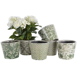Dutch Ceramic Plant Pot