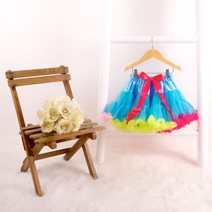 Tropical Pettiskirt - clothing