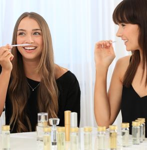 Design Your Own Perfume Gold Experience For Two - for her