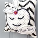Personalised Teacher Gift Lavender Pillow