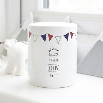 'I Was Louis First' Royal Baby Money Box