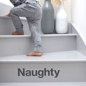 'Naughty' Step Vinyl - shop by price