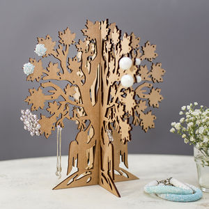 Angels Tree Jewellery Stand