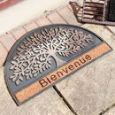 Welcome Outdoor Doormat