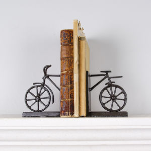 Bicycle Bookends - bookends