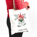 Christmas Gin Tote Bag