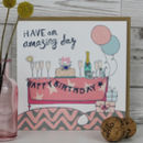 Birthday Card Party Theme