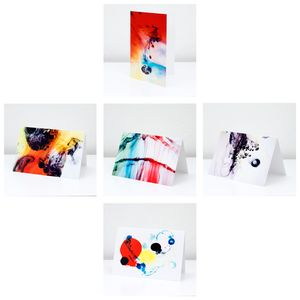 Colour In Motion Fine Art Photography Cards