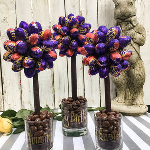 Cadbury's Creme Egg Tree - easter chocolate
