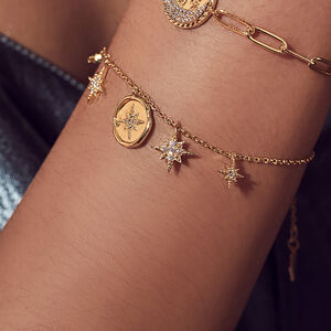Make Me Wonder Star Bracelet