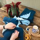 Personalised Large Soft Toy Dragon