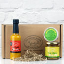 Build Your Own Barbecue Sauce And Spice Box Gift Set