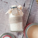 Personalised Mums 'Christmas Relaxation' Survival Kit