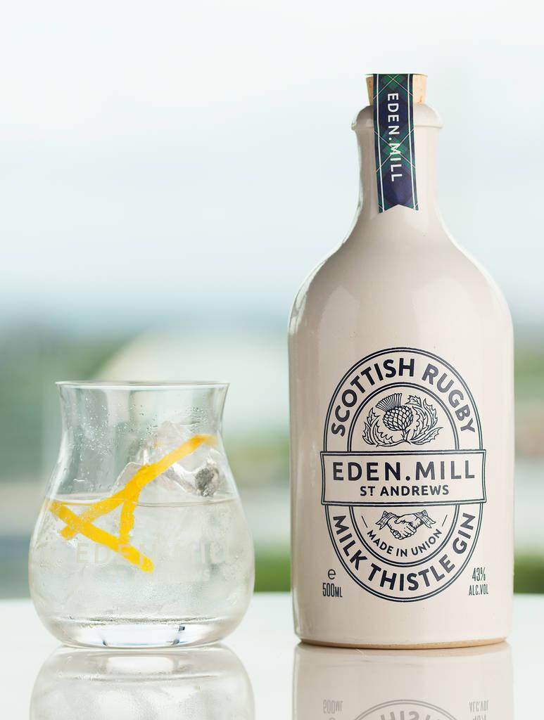 Scottish Rugby Gin Gift Box