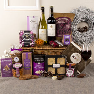 Silent Night Festive Christmas Hamper