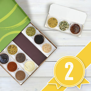 Two Month Recipe Discovery Experience - food gifts
