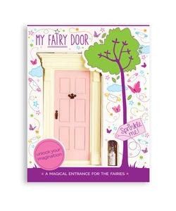 My Pink Fairy Door