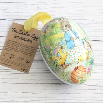 Beatrix Potter Tea Easter Egg