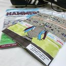 Personalised Football Comic Book Create Your Own