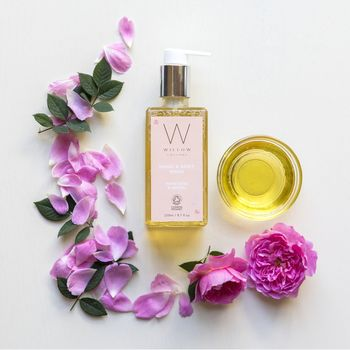 Rose And Argan Hand And Body Wash