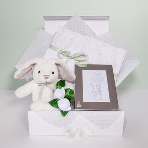 Christening Memories Keepsake Box