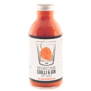 'Mother's Ruin' – Gin And Chilli Sauce 150ml