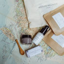 Vegan And Cruelty Free Mini Travel Skincare Set