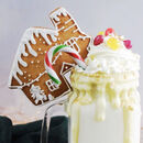 Gingerbread House Freakshake Kit