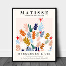 Matisse Colour Leaf Exhibition Print