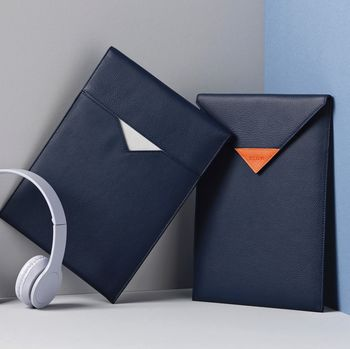 Personalised iPad Case And Documents Sleeve