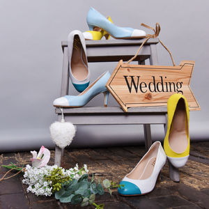 Cheltenham Wedding Shoes - wedding fashion
