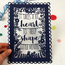 A5 Papercut For Teachers