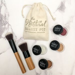 Mineral Make Up Beginners Set - what's new