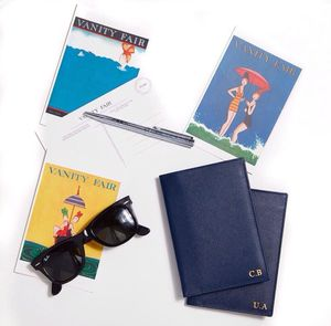 Kensington Passport Cover - passport covers
