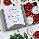 Personalised First Christmas New Baby Keepsake Tokens