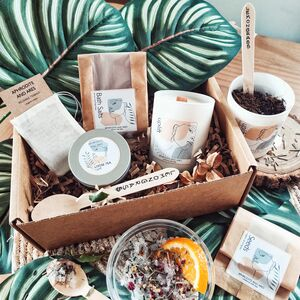 Grow And Make Your Own Organic 'Uplifting' Pamper Kit