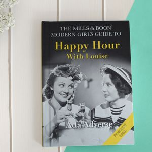 Personalised Mills And Boon Girls Guide To Happy Hour - books