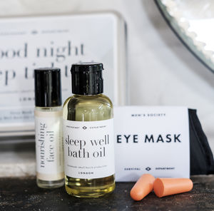 Good Night Sleep Tight Kit - men's grooming & toiletries