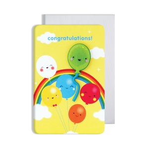 Congratulations Magnet Cards