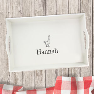 Personalised Mary Berry Serving Tray - tableware