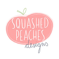 Squashed Peaches Designs