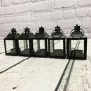Garda Candle Lanterns Set Of Five