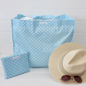 Extra Large Foldaway Beach Bag - holdalls & weekend bags