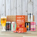Beer My Valentine Craft Beer Gift Box