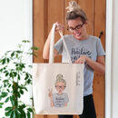 Create Your Own Personalised Tote Shopper Bag