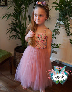 Lolita ~ Party Dress | Flower Girl Dress - dresses
