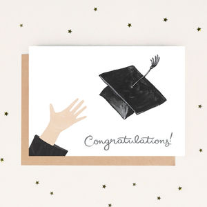 'Congratulations!' Graduation Card