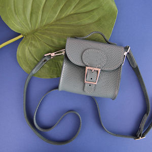 Mini Satchel - cross body bags